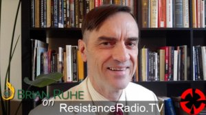 Brian Ruhe on Resistance Radio