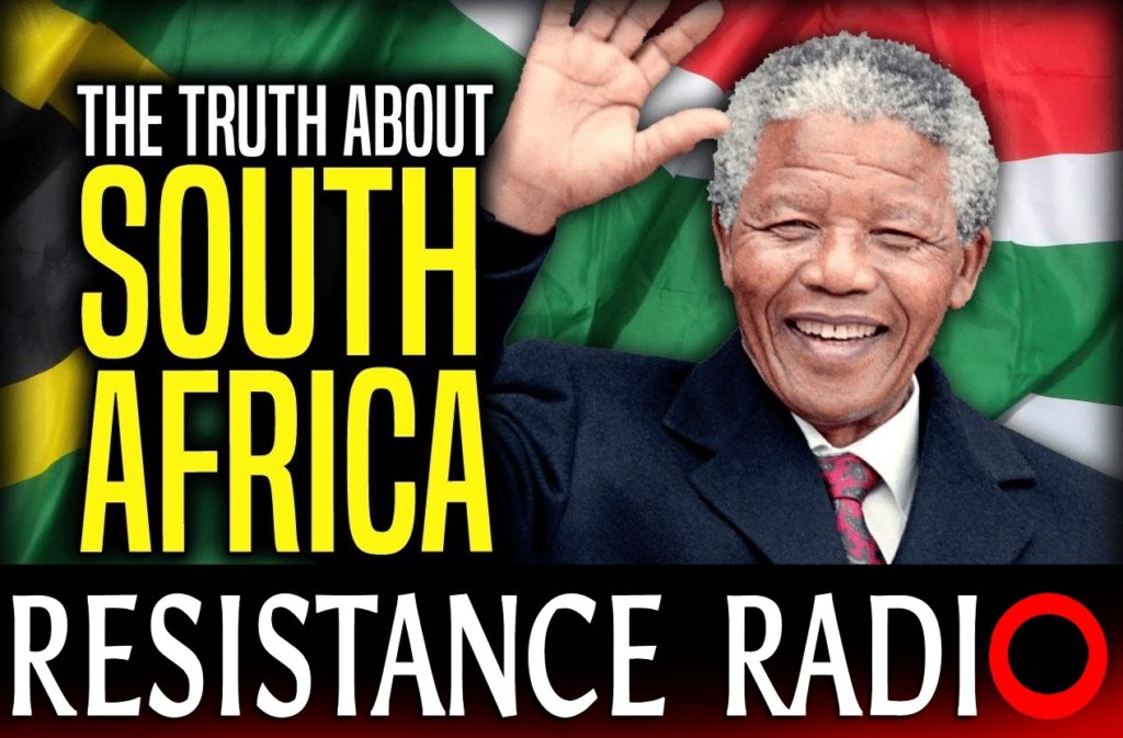 Resistance Report SAfrica - hosted by N Griffin and Jack S- ep1