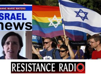 Ann MArie Waters Israel Zionist for res radio site