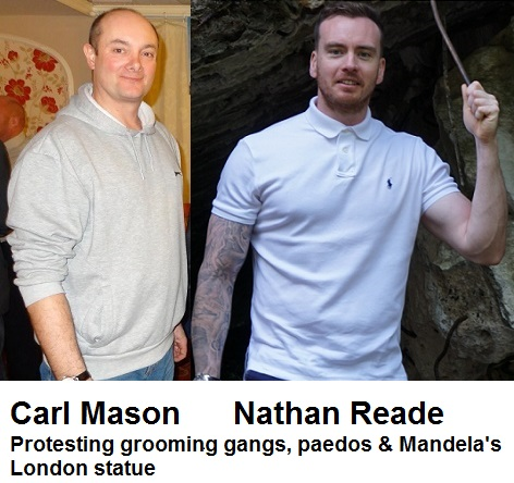 Carl Mason and Nathan Reade