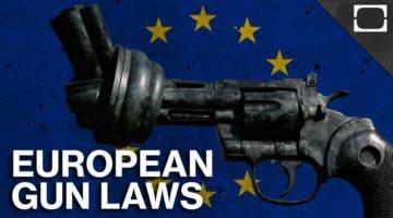 Czech gun rights fault